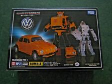 Transformers TAKARA TOMY MP-21 BUMBLE with MASK ACCESSORY MISB