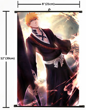 1910 lo último Anime Bleach Poster Pared Scroll Cosplay