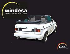 Bodi M - Windschott VW Golf 1 Cabrio NEUWARE I