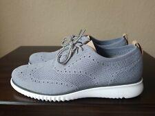🔥🔥NEW Cole Haan 2 Zerogrand Stitchlite C27947 Casual Oxford Gray Men's Size 13
