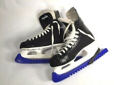 Ccm Raptide Hockey Ice Skates 101 Size 8 Sl-1000 With Blade Guards