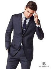 Banana Republic Men's Wool Blend Regular Jacket Two Button Blazers & Sport Coats
