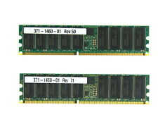 X7299A-Z Sun 8GB (2x4GB) Memory Kit 371-1460 TESTED
