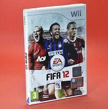 FIFA 12 NINTENDO Wii  italiano sigillato