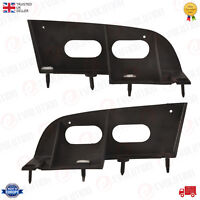A PAIR OF REAR BUMPER MOUNTING BRACKETS FIT FORD FOCUS MK1 1998 to 2004