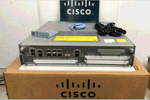 CISCO ASR1002-X Aggregated Services Router 6 built-in GigE ports Dual Power ASR