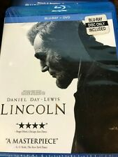 Lincoln  (Blu-ray only ) RESEALED