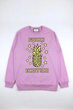Gucci pineapple print sweatshirt Size L