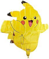 "Anagram Pokemon Pikachu Shape Foil Mylar Balloon  31"""