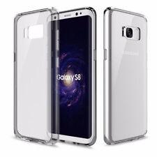 Samsung Galaxy S8 Crystal HardCase Schutzhülle Transparent Durchsichtig Cover