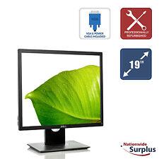 """Dell P1917S 19"""" IPS LED Backlit LCD Monitor 1280x1024 HDMI DP VGA USB Grade B"""