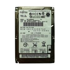 "Fujitsu 60GB MHT2060AH 5400RPM 8MB PATA IDE 2.5"" Laptop HDD Hard Disk Drive"