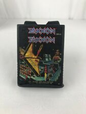 ZAXXON Commodore 64 128 C64 Cartridge Cleaned tested