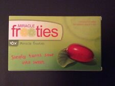 FROOTIES Miracle Berry Berries 10 Tabs Sour 2 Sweet Student Fun Party Gag GIFT