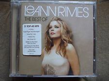 Leann Rimes - The Best Of CD.Can't Fight The Moonlight,How Do I Live + Mixes.