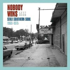 Various Artists - Nobody Wins: Stax Southern Soul 1968 - 1975 / Various [New CD]