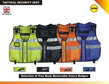 More details for new model hi viz tactical vest , security vest , tac vest