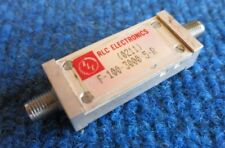 RLC Electronics F-100-3000-5-R Custom Wide Band High Pass Filter