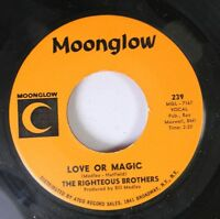 Rock Nm! Unplayed 45 The Righteous Brothers - Love Or Magic / You Can Have Her O