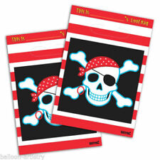 Pirates Plastic Party Bags