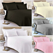 Unbranded Traditional 100% Cotton Bed Linens & Sets