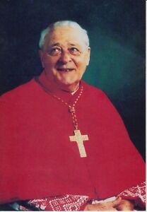 Original signiertes Foto Jean Cardinal Margéot - Kardinal Mauritius †2009