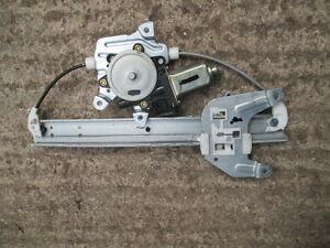 NISSAN X-TRAIL T30 2.0 2.2 2.5 LEFT REAR WINDOW MECHANISM REGULATOR & MOTOR ✔