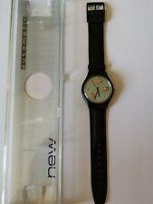 Swatch Originals SAB100 Black Motion Armbanduhr  Automatic NEW