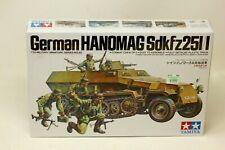 New German Hanomag Sdkfz251/1 Sealed by Tamiya