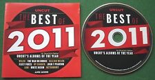 Uncut Best Albums of 2011 Wilco Fleet Foxes Ry Cooder White Denim Metronomy + CD