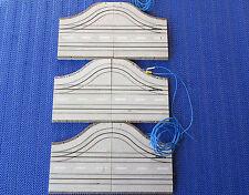 Faller Ams 4710 3 x Forks 2-spurig/1-spurig