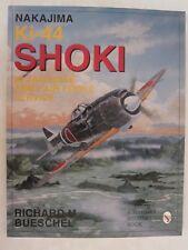 Nakajima Ki-44 Shoki in Japanese Army Air Force Service