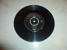 """JIM REEVES - Guilty - 1963 UK 7"""" vinyl single with intact four prong centre"""