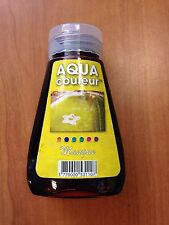"COLORANT PISCINE OU SPA JAUNE ""MANGUE"" AQUACOULEUR - FLACON 180 ML"