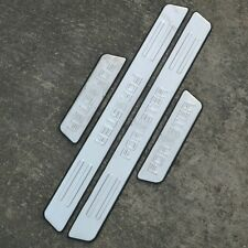 Stainless Steel High Quality Door Sill Scuff Plate For  Subaru Forest 2009-2011