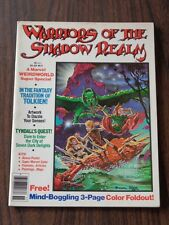 MARVEL SUPER SPECIAL #11 WARRIORS OF THE SHADOW REALM JUNE 1979 US MAGAZINE^