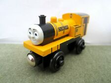 Learning Curve Wooden Railway Thomas Tank Engine & Friends Duncan - Unboxed