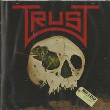 Trust - Mans Trap (CD 2012) NEW/SEALED