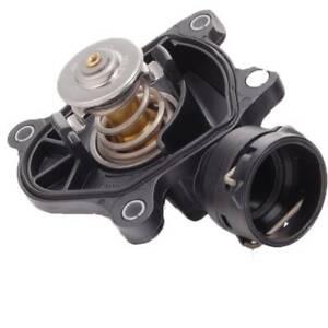 TOPAZ 88°C Coolant Thermostat w/ Seal for BMW E46 E83 E90 E60 E53 11517787052