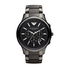 Emporio Armani Ceramic Strap Analog Wristwatches