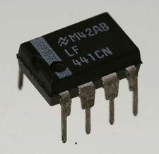 NS LF441CN DIP-8 LOW POWER JFET INPUT OPERATIONAL