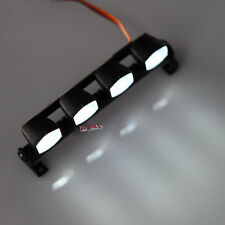 Multi Function LED Light Bar Police Lenses AX-505W For HSP HPI RC 1/10 1/8 Car