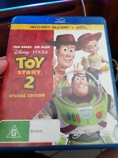 Toy Story 2 - Special Edition (EX RENTAL) -  Blu-Ray -  DVD  - FREE POST