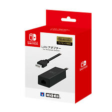 OFFICIAL Nintendo Switch USB Ethernet Wired LAN adapter HORI / AIRMAIL Tracking