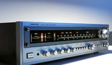 TX-8500 VINTAGE RECEIVER COOL BLUE LED FRONT PANEL METER STEREO DIAL (18-LAMPS)