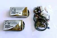 TWO SETS ONLY Epiphone ProBucker & ProALNICO Classic 57 GUITAR Pickup CHROME
