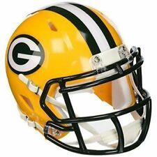 NFL Riddell Football Mini Helm Green Bay Packers 15cm