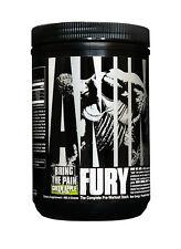 Universal Animal Fury Pre Workout Powder 330g High Strength Muscle Pump - Apple