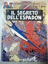 "BLAKE E MORTIMER ""IL SEGRETO DELL'ESPADON"" Ed. GANDUS 78 FUM2"