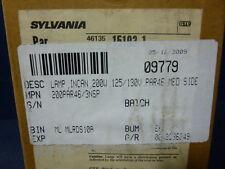 Sylvania 15193-1 200PAR46/3NSF 200 Watt Med. Side Prong Incandescent Bulb PAR46